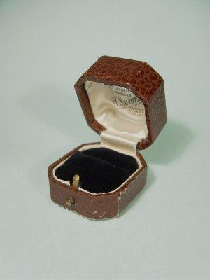画像1: アンティークのリングケース 1900〜1930s