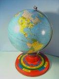 ブリキの地球儀 オハイオ 1950s